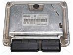 Блок управления двигателем 4.5 для PORSCHE CAYENNE 2002-2010 022906032BT, 0261207696