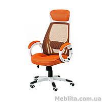 Кресло офисное Briz orangе/whitе Special4You
