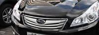 HIC Дефлектор капота Subaru Outback 2010 -> / Legasy 2010 ->