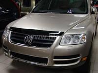 HIC Дефлектор капота Volkswagen Touareg 2003-2010