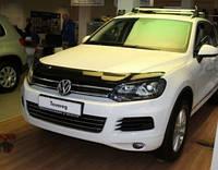 HIC Дефлектор капота Volkswagen Touareg 2010->