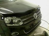 HIC Дефлектор капота Volkswagen Toyota Amarok 2009->