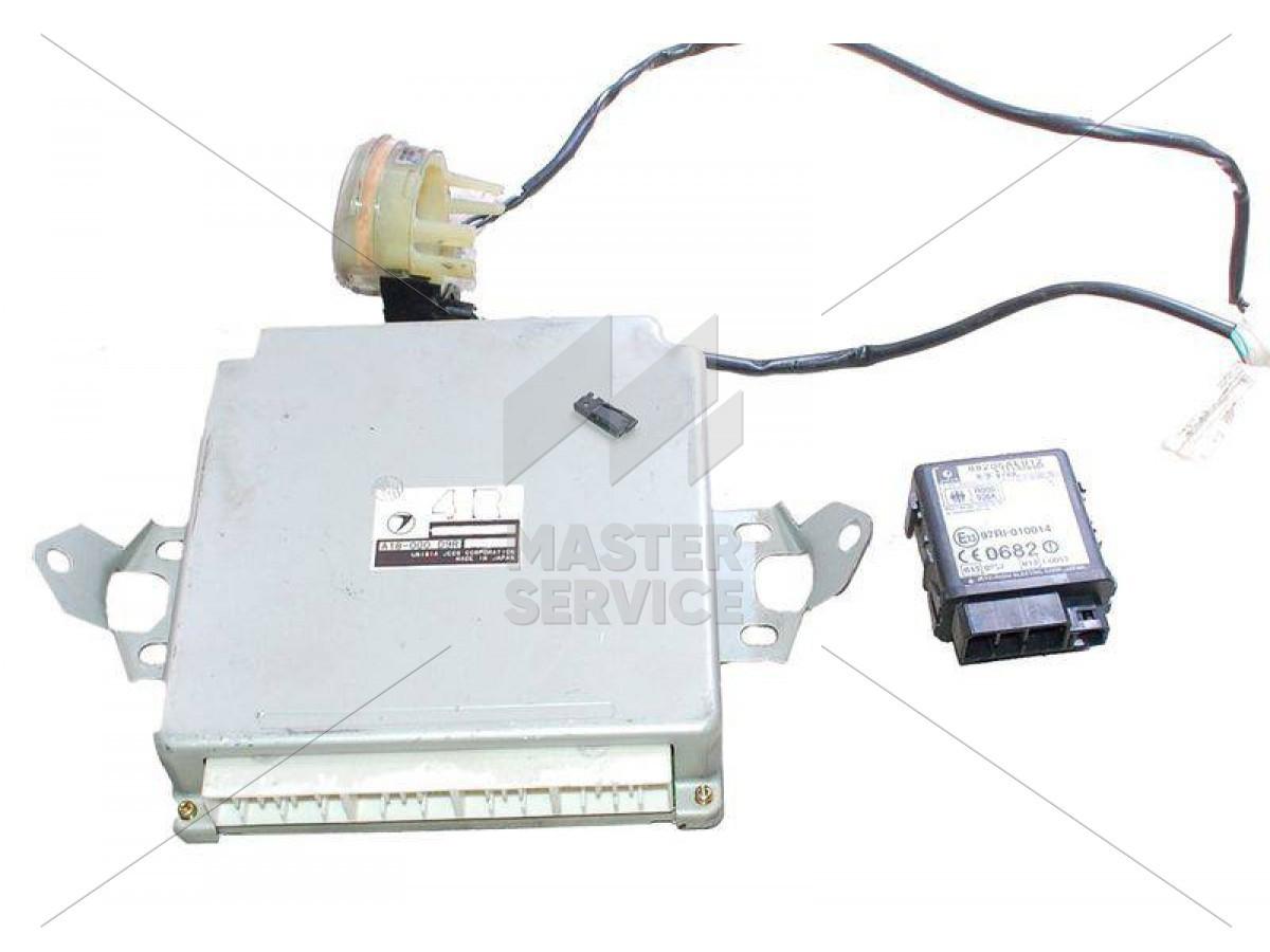 Блок управления двигателем 2.5 для Subaru Legacy 1999-2003 22611AH250