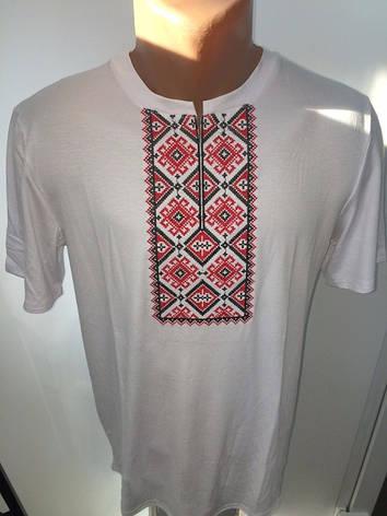 Мужская футболка вышиванка, фото 2