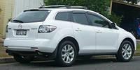 HIC Дефлектор окна Mazda CX-7 2006-2012