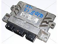Блок управления двигателем 1.2 для Renault Clio II 1998-2005 8200400246, 8200454467, S120201108A
