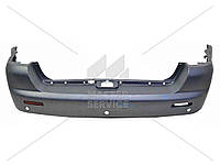 Бампер задний для SsangYong Rexton 2001-2006 7881008000, 7881108022, 7881108A14X