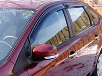 HIC Дефлектор окна Ford Focus 2011 -> Sedan/HB
