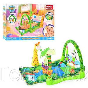 Развивающий коврик Baby Gift 3059