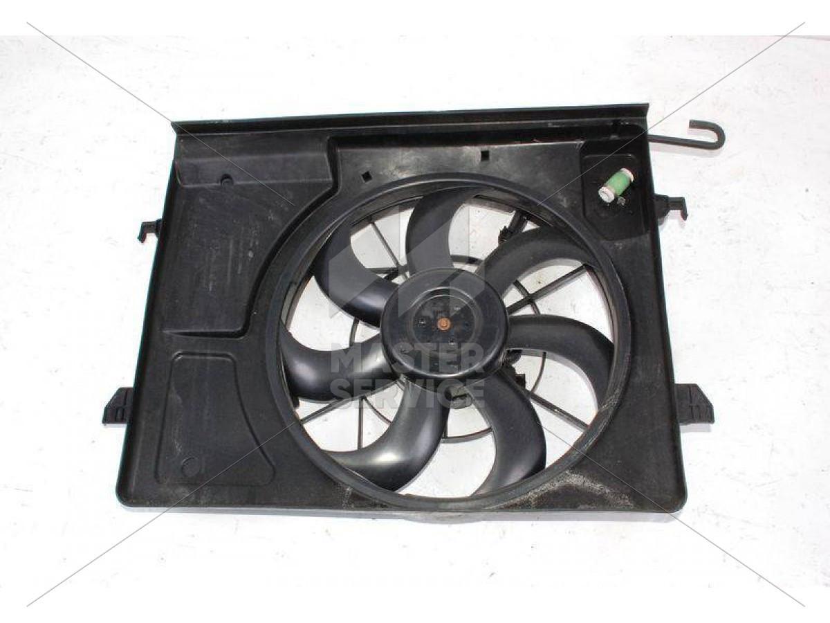 Вентилятор осн радиатора 1.6 для KIA Cerato 2009-2013 252311M000, 253501M600, 253801M680, 253861M680
