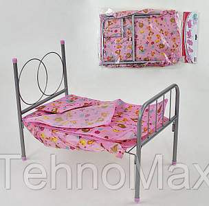 Кроватка для кукол FL 981