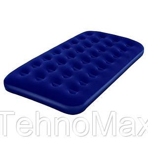 Велюровый матрац 67001 синий 188-99-22 см