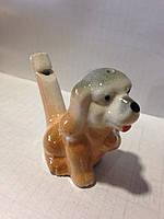 Свистулька керамическая Собака
