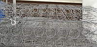 Пружинный блок Боннель Bonnel 56*182 см внутренний наполнитель для дивана или матраса
