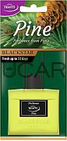 Tasotti Blakstar Pine Ароматизатор сухой листик (95129)