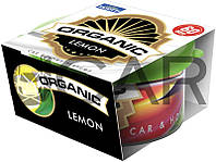 Tasotti Organic Lemon Ароматизатор сухой mix, 42 г (74345)