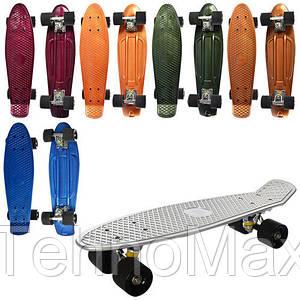 Скейт Пенни борд (Penny board) 0297 (6 цветов)