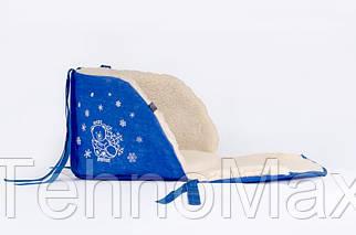 Матрасик для санок Baby Breeze 0301 (электрик)