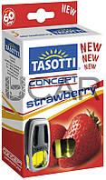 Tasotti Concept Strawberry Ароматизатор гелевый на воздухозаборник, 8 мл (63588)