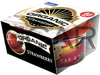 Tasotti Organic Strawberry Ароматизатор сухой mix, 42 г (74340)