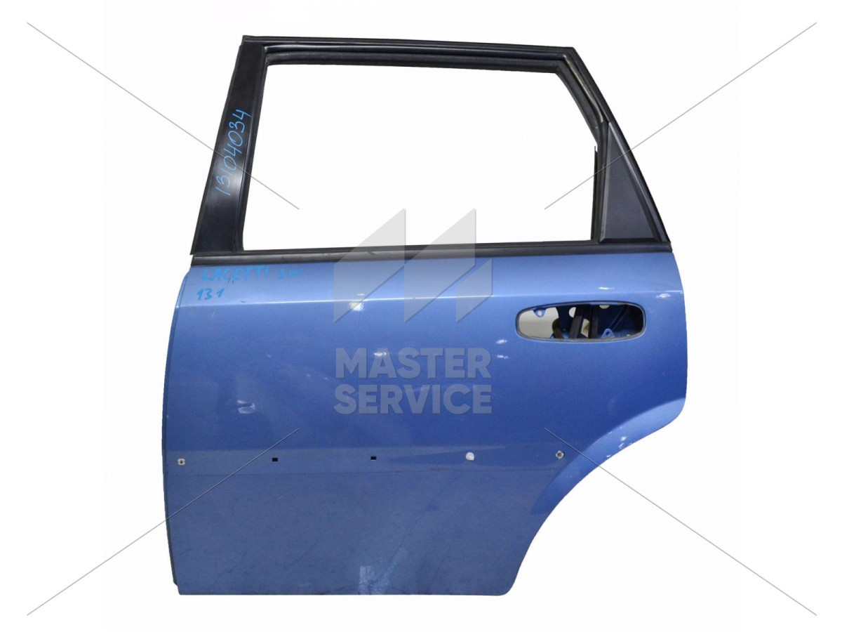 Дверь задняя для Chevrolet Lacetti 2004-2010 96547913, 96547915