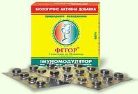 Биоактивная добавка Фитор в форме таблеток 1 пластинка