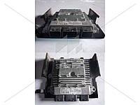 Блок управления двигателем 1.4 для CITROEN C3 2002-2009 5WS40021, 9648971880