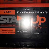 Аккумулятор Startup 77Ah 620A R+