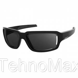 Спортивные очки SCOTT OBSESS ACS black matt grey