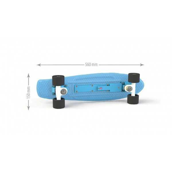 Игрушка детская «Скейт» 0151/1 голубой