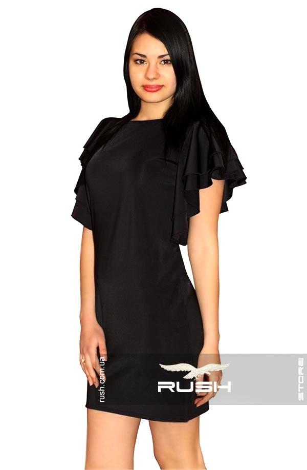 de6f4e3d3ab Купить Стильное платье с красивыми рукавами в Николаеве от компании ...
