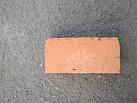 Кирпич керамический рядовой красный забутовочный полнотелый марки М125 производитель (г. Гадяч)