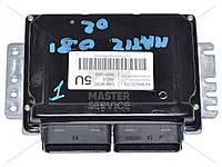 Блок управления двигателем 0.8 для Daewoo Matiz 1998-2011 96291050