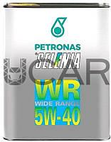 Selenia WR Diesel 5W-40 API CF дизельное моторное масло, 2 л