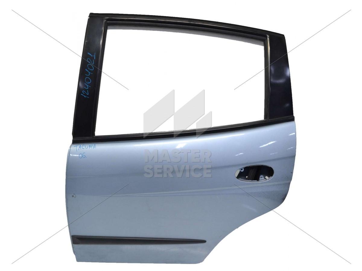 Дверь задняя для Chevrolet Tacuma 2004-2008 96386721, 96386725