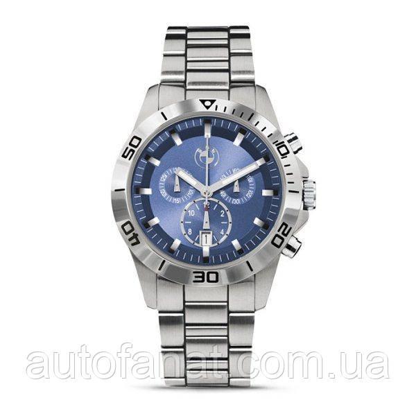 Оригинальный мужской спортивный хронограф BMW Sports Chronograph Watch, Men (80262406691)