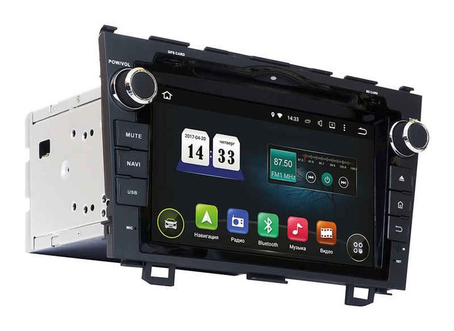 Штатна автомагнітола Incar AHR-3683 Android 5.1 Honda CR-V штатний головний пристрій на андроїд