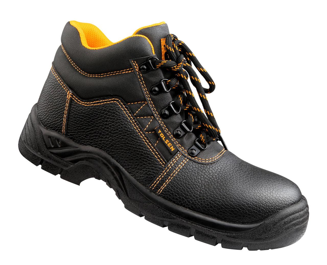 Ботинки Tolsen профессиональные с защитой р.46 (45358)