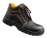 Ботинки Tolsen профессиональные с защитой р.46 (45358), фото 1