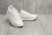 Женские кроссовки кожаные весна/осень белые Yuves 85, фото 1