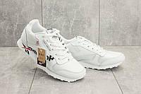 Мужские кроссовки искусственная кожа весна/осень белые Ditof A 1152 -9, фото 1