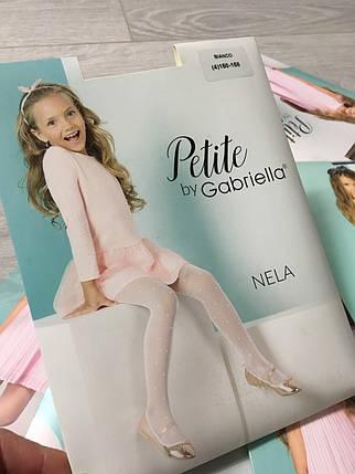 Колготки для девочек Gabriella Nela, разные цвета, фото 2