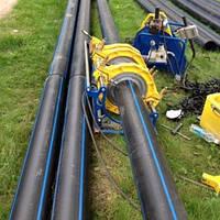 Прокладка и монтаж водопровода в Одессе