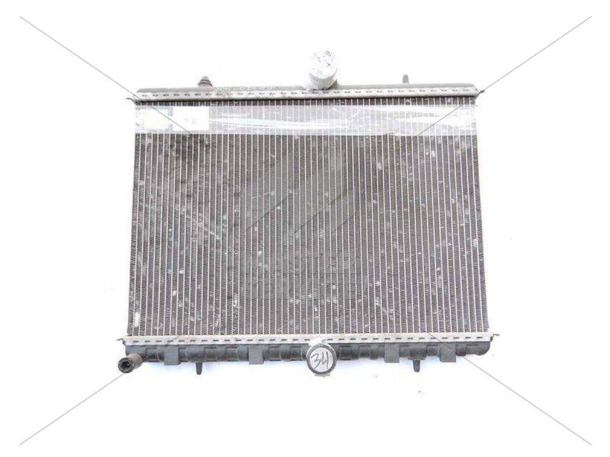Радиатор основной 1.6 для FIAT Scudo 2007-2016 1330Q7, 1401279580, 1498986080