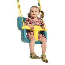 Качели для детей с защитой Kbt Luxe