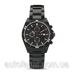 Оригинальный хронограф BMW M Chronograph, Men, Black (80262406694)