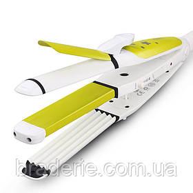 Стайлер для волос Kemei KM-2208 3в1