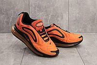 Мужские кроссовки текстильные весна/осень оранжевые Ditof A 1154 -9, фото 1