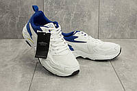 Мужские кроссовки искусственная кожа весна/осень белые M 749 -4 (Baas), фото 1