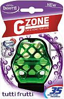 Tasotti Gzone Tutti Frutti Ароматизатор гелевый на воздухозаборник, 10 мл (86986)